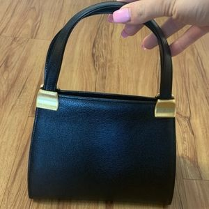 49 Ave Junko Shimada Leather Structured Mini Purse